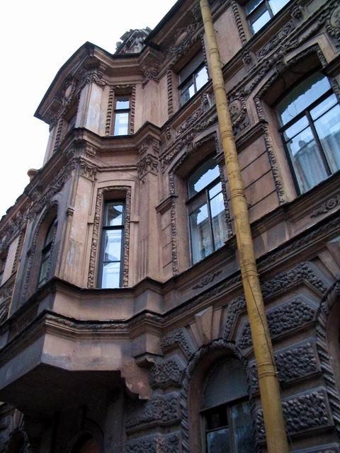 Галерная улица дом 21 дом на углу с